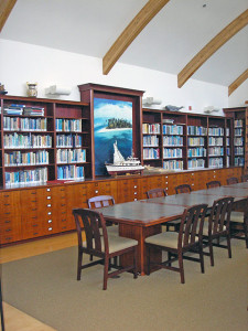 On-Site Nautical Research Library
