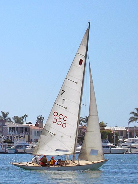 Shields 30 – OCC Sailing