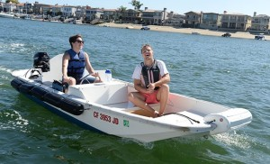 Small Powerboating